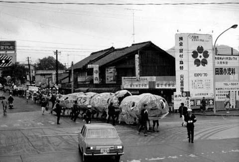 1967年(昭和42年)大学祭(11)
